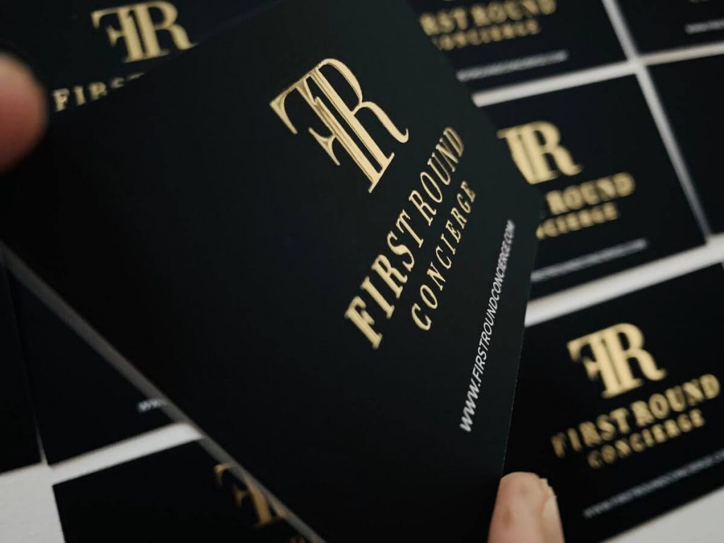 gold-foil-logo-on-business-card