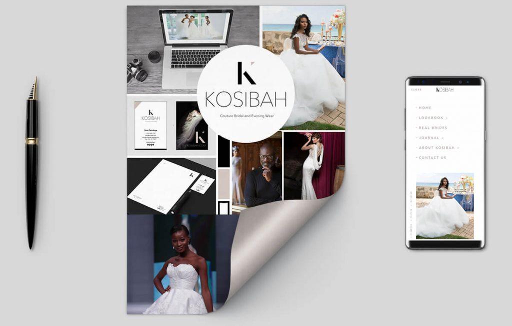 kosibah branding
