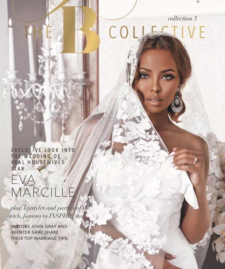 The B Collective Magazine Collection 3 Cover