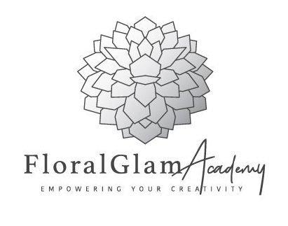 FloralGlam Academy logo