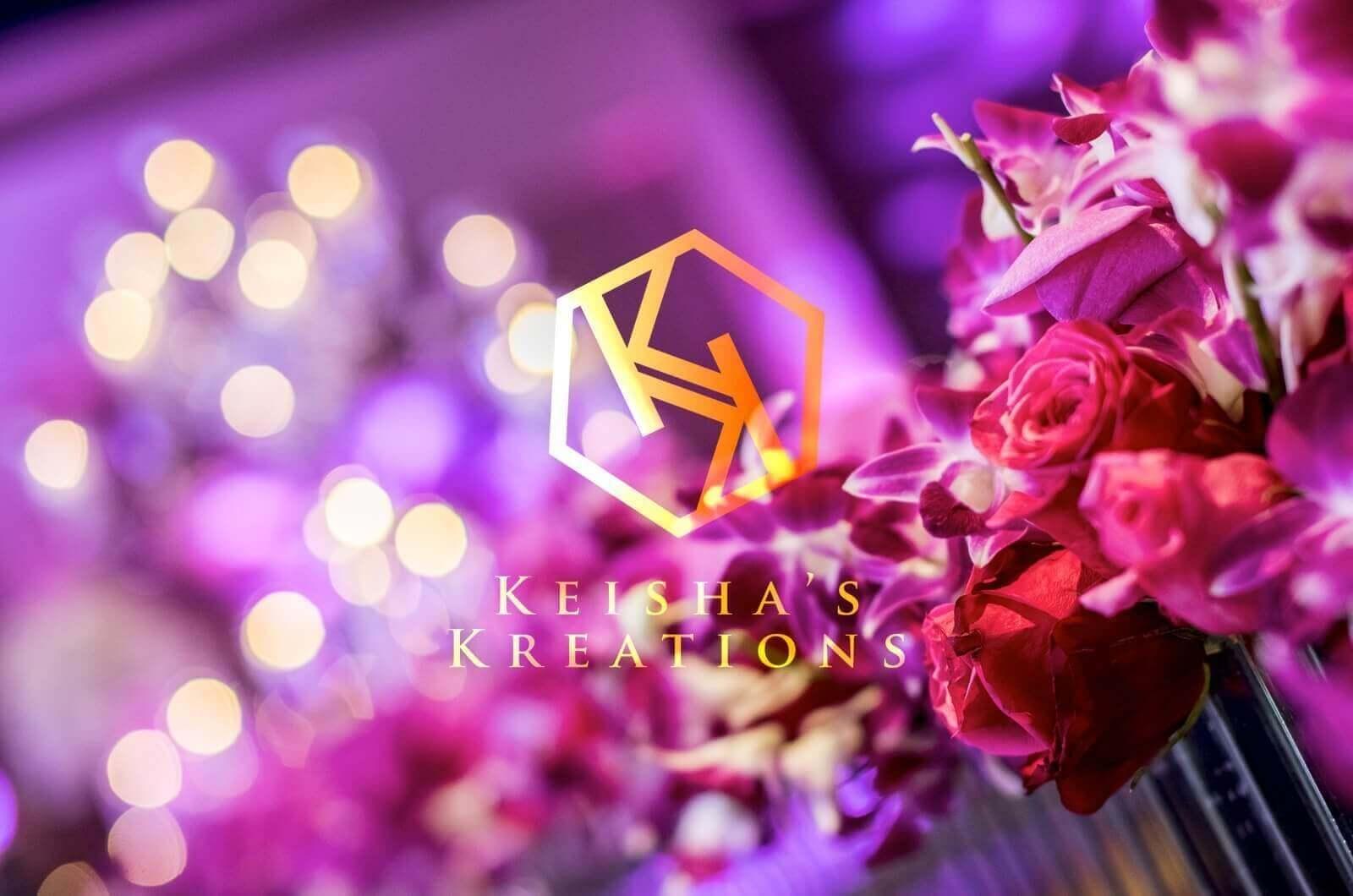 keishakreations branding