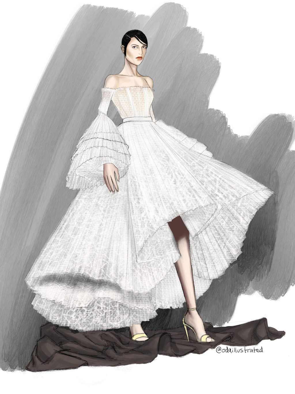 High Fashion Art