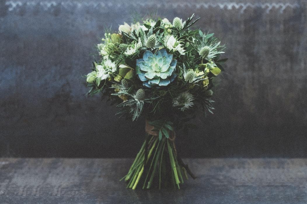 A Mirror & Floral Affair