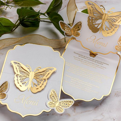 The Butterfly Menu